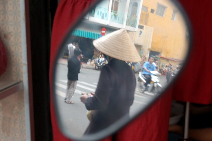 Traditinonal Vietnamese hat