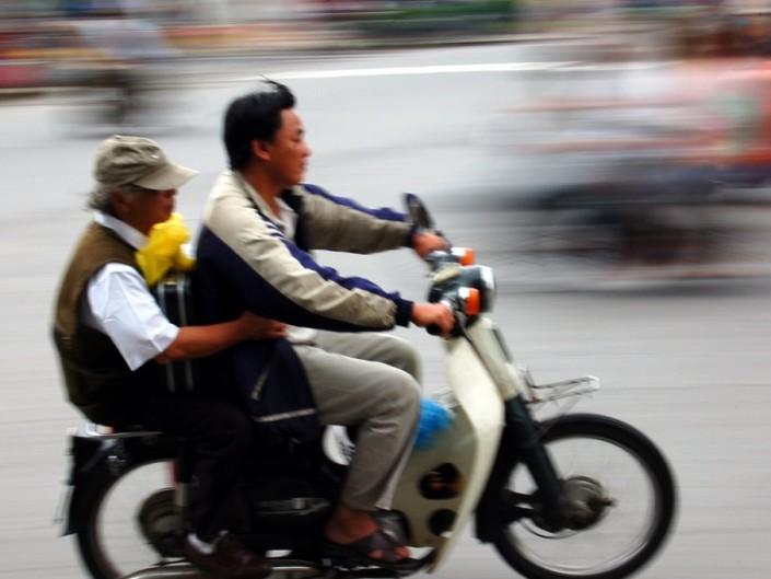 Scooters of Vietnam